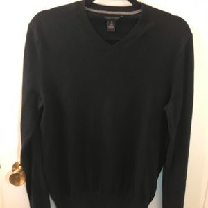 Banana Republic V neck men's sweater